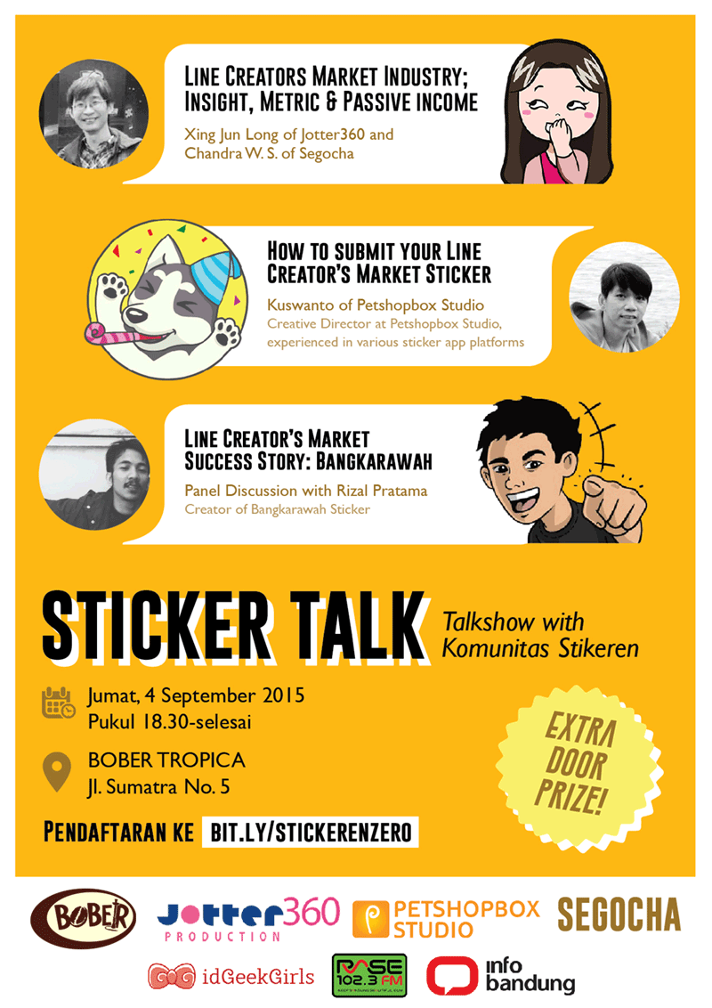 Sticker Talk