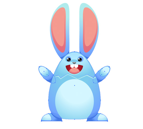 create easter bunny